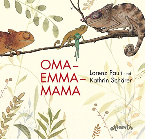 Kinderbuch Oma Emma Mama