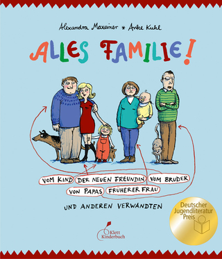 Kinderbücher Alles Familie