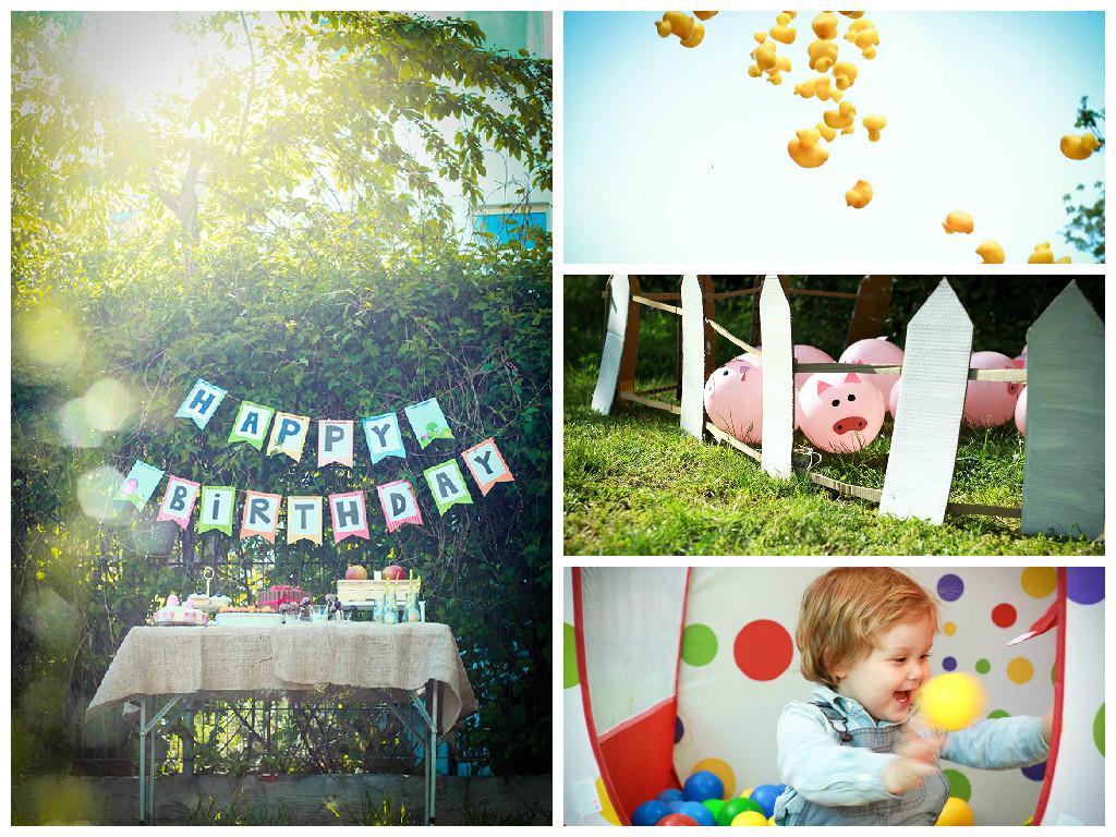 Happy Birthday Unsere Bauernhof Kinderparty Littleyears