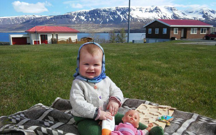 Bei der Tante in den Ostfjorden