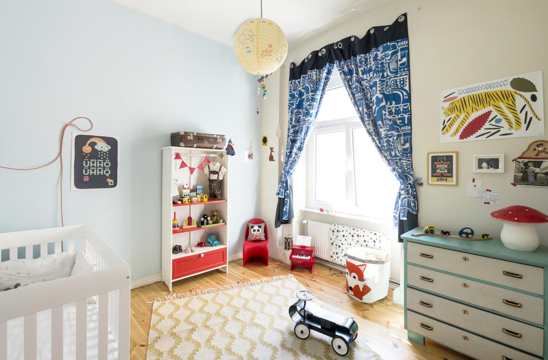 Xavers neues Zimmer - Littleyears