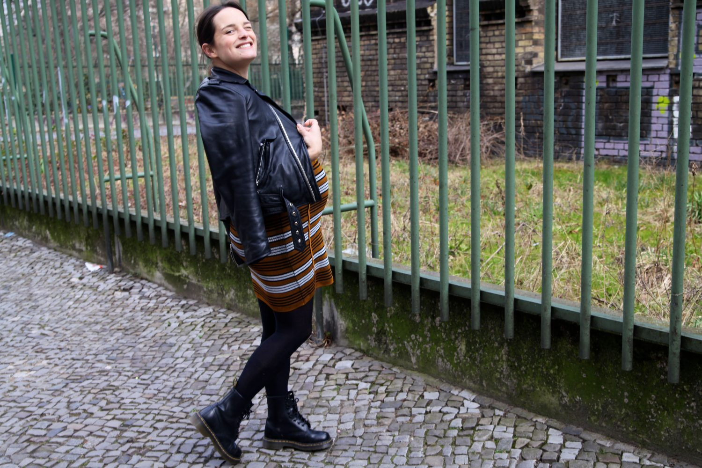 Schwanger In Style Funf Grossartige Bauch Outfits Von Jessi