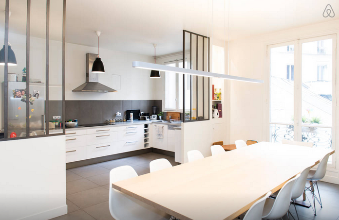 Die schönsten Airbnb Familienwohnungen in Paris, Barcelona und ...