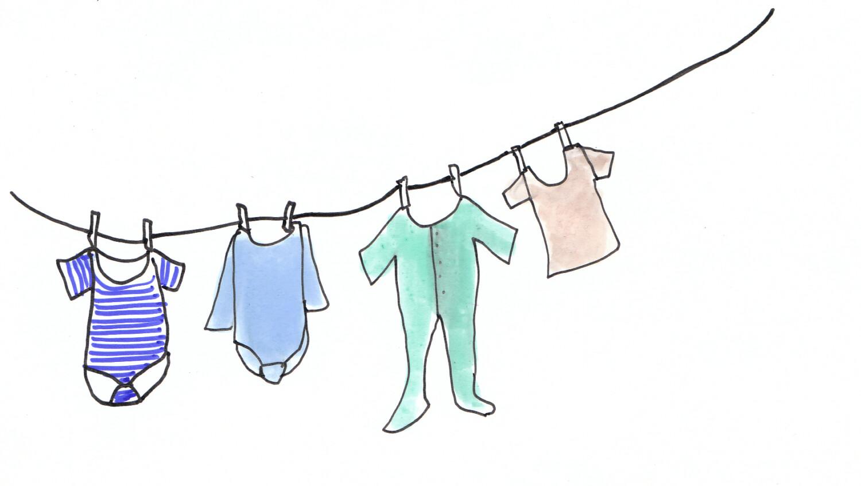 new product 5ec4a 1c6c3 Ein paar Dinge, die ich über Babykleidung gelernt habe ...