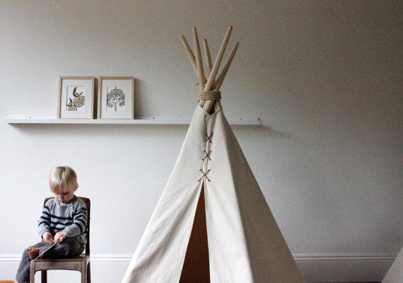 Tipi-Trend für\'s Kinderzimmer - Littleyears