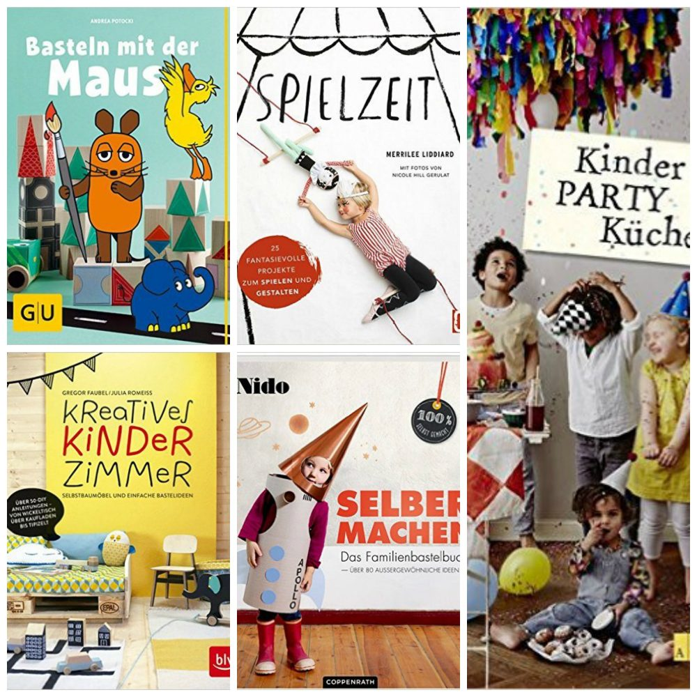 5 Lieblingsbücher Für Kreative Herbstprojekte Littleyears